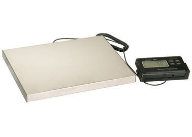Kitchen Electronic Food Scales FDA Stainless Steel With Round Tray